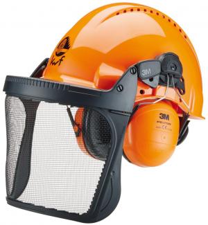 Odzież ochronna Zestaw ochronny głowy i słuchu  CE FPA, wykonany z G3000M, H31P3E/5C DG
